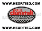 Paul Dunstall Special Tank and Fairing Transfer Decal DDUN4-3